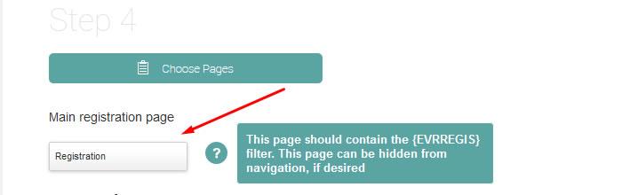 events registration wordpress plugin