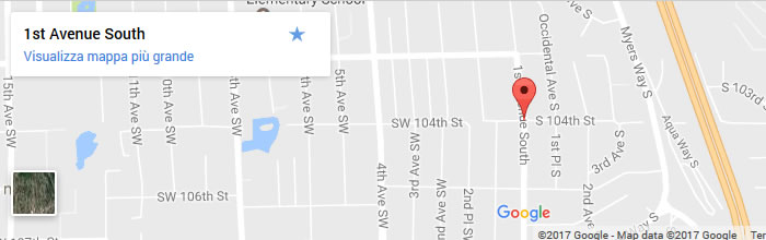 events registration google maps