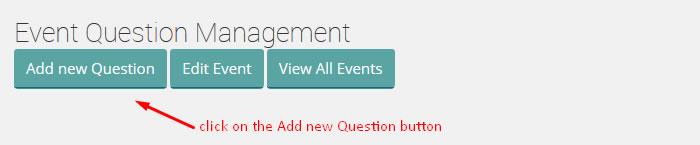 wordpress event registration fields