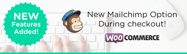 New Mailchimp Integration