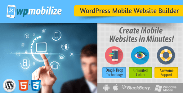wordpress-mobile-website-builder