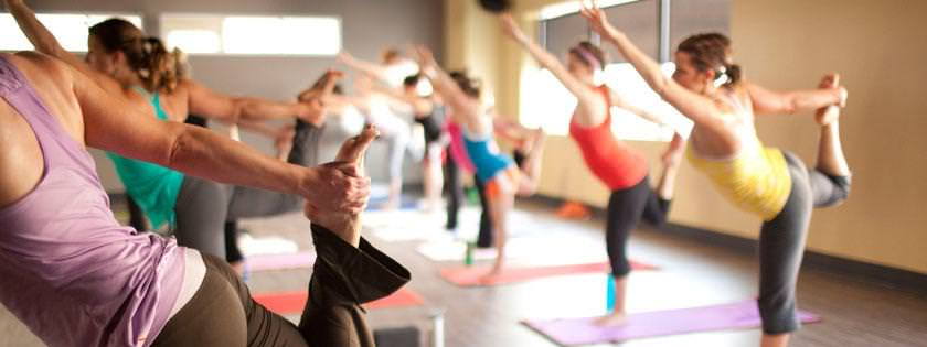 Yoga Class Event