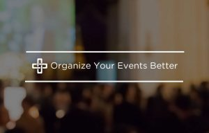 organize events better