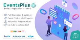 Events Plus Plugin – Regular License